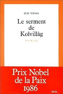 Le serment de Kolvillàg par Wiesel