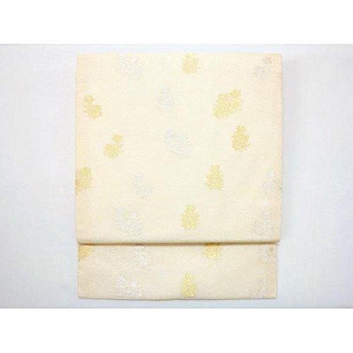処分した公平図【未使用品】夏名古屋帯 ながさわ織物(2600022712691) 中古