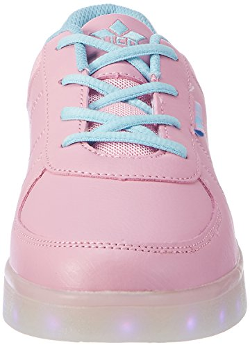 Disco Lico Basses Adulte rosa Rose Mixte Sneakers ABq6F