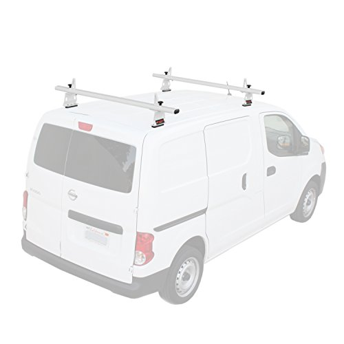 (AA-Racks Model AX302-NV Compatible Nissan NV200(2013-On) Aluminum 2 Bar (60