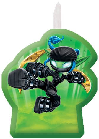 Skylanders Candle Set (4 Pack)]()