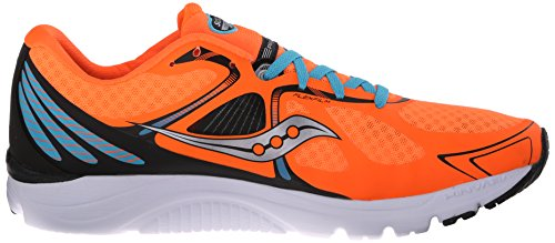 Saucony Men's Kinvara 6 Footwear Orange / Teal