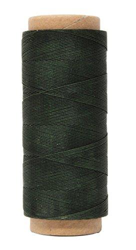 green waxed twine - 6