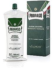 Proraso Shaving Cream, 1 opakowanie (1 x 500 ml)