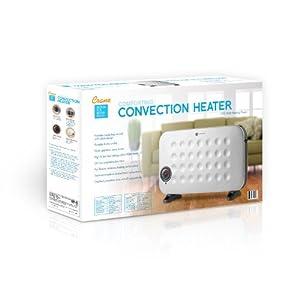 Crane Convection Heater, White