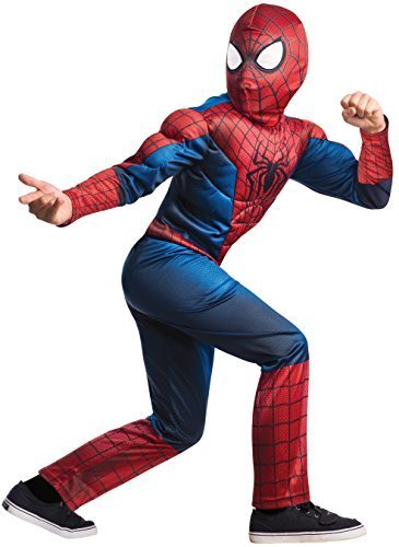 Rubies Marvel The Amazing Spiderman Boys Child Halloween Costume - Small| 620045