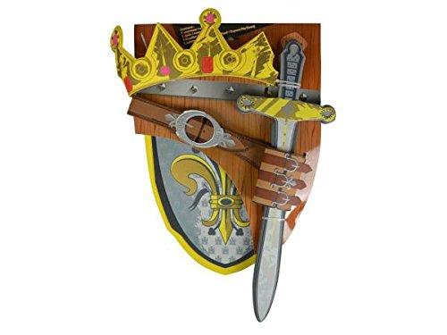 Le Coin des Enfants Le Coun des Enfants27422French King Set Jouet (Taille Unique)