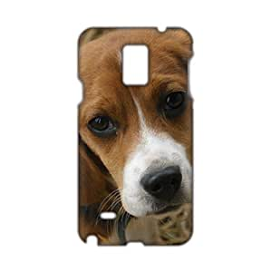 Angl 3D Cute Puppy Faithful Dog Phone For LG G2 Case Cover