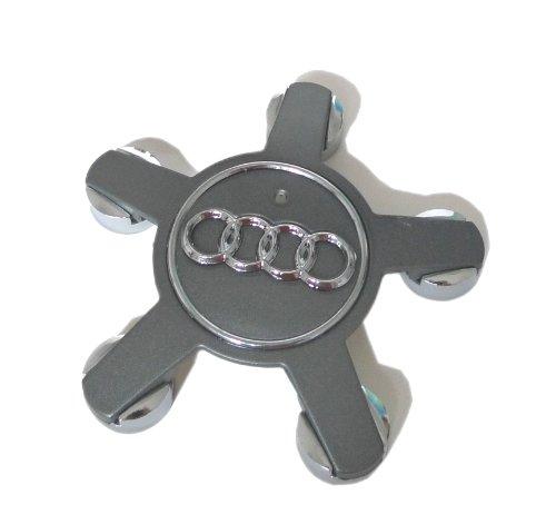 Audi A4 A5 A6 A7 A8 Q5 S4 S5 S6 S8 TT R8 Hubcap Wheel Center Caps 4F0601165N 4F0 601 165 N (One (Audi Wheels Rims)