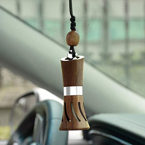 Difusor para espejo retrovisor de coche, difusor de aceite esencial para colgar, colgante de aceite esencial para coche de...