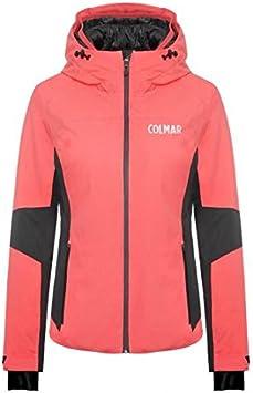 Colmar Women's Ski Jacket, pink: Amazon.co.uk: Sports & Outdoors