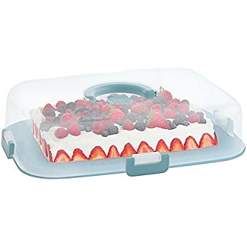 Amazon Com Vintage Tupperware Rectangular Cake Taker W