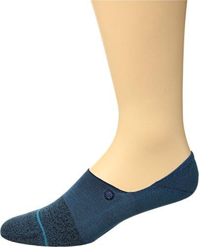 Stance Mens Uncommon Solids Gamut Socks (Indigo, Large)