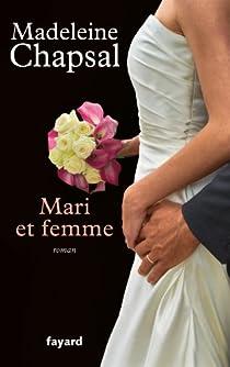 Mari et femme par Chapsal
