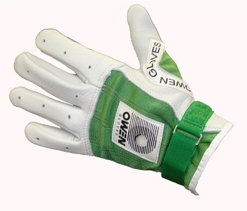 Owen Handball Gloves (Adults Padded) - Small by Owen