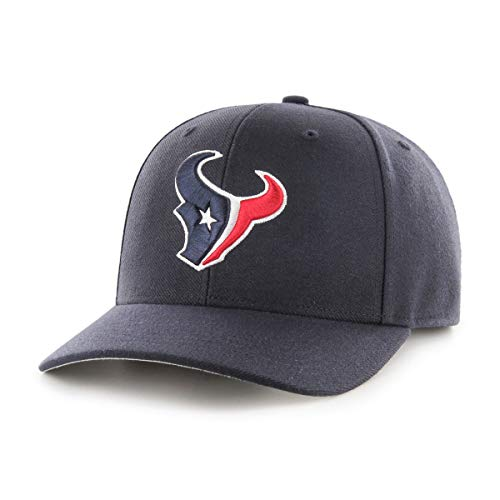 OTS NFL Houston Texans Male All-Star Dp Adjustable Hat, Navy, One Size]()