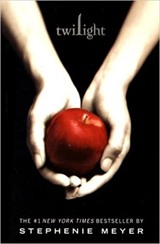 Image result for twilight book cover