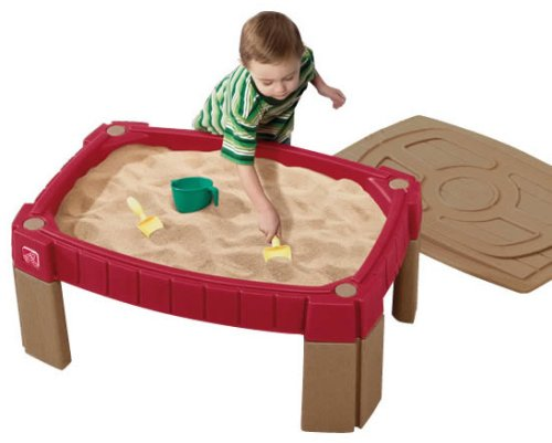 Step2  Naturally Playful Sand Table (Sandbox Tikes Turtle Little)
