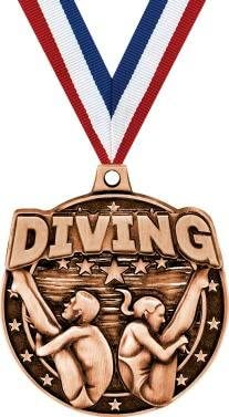クラウンAwards Diving Medals – 2