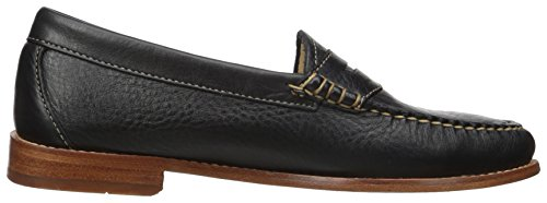 Gh Bass & Co. Womens Whitney Penny Loafer Nero