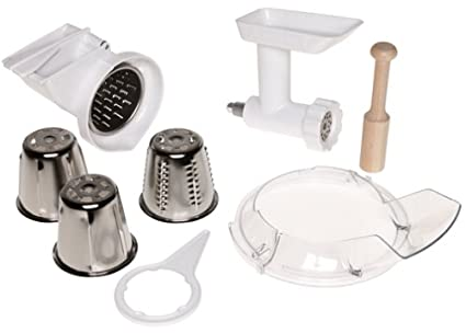 Amazon.com: KitchenAid KGPA Mixer Attachment Pack for Stand Mixers on kitchenaid ultra power attachments, kitchenaid attachment parts, kitchenaid artisan 5 qt mixer, kitchenaid ksm150ps attachments, old kitchenaid mixer attachments, kitchenaid accessories, kitchenaid dough hook attachments, kitchenaid thick noodle cutter attachment, kitchenaid mixer sale walmart, kitchenaid meat grinder attachment, kitchenaid mixer colors, kitchenaid mixers on sale, kitchenaid pasta attachment, kitchenaid epicurean mixer, kitchenaid juicer, kitchenaid mixer clearance, kitchenaid food processors, kitchenaid professional mixer, cheap kitchenaid mixer attachments, kitchenaid mixer parts,
