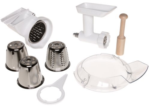 KitchenAid KGPA Mixer Attachment Pack for Stand Mixers by KitchenAid