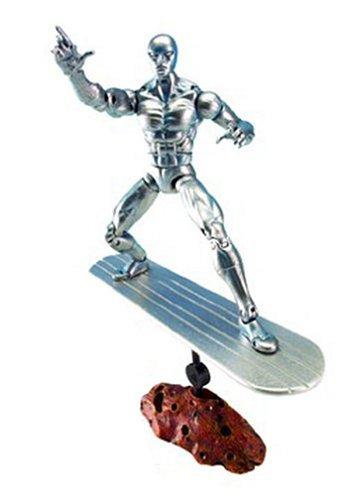 Marvel Legends Series V Silver Surfer Action Figure