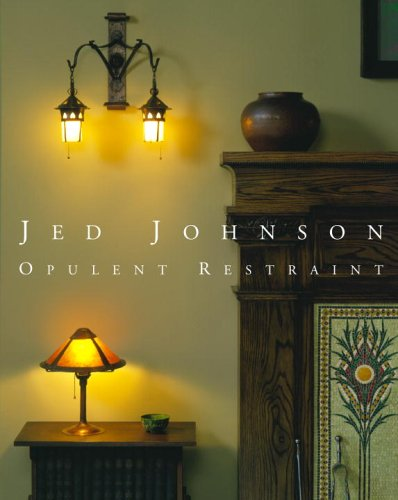 Books : Jed Johnson: Opulent Restraint