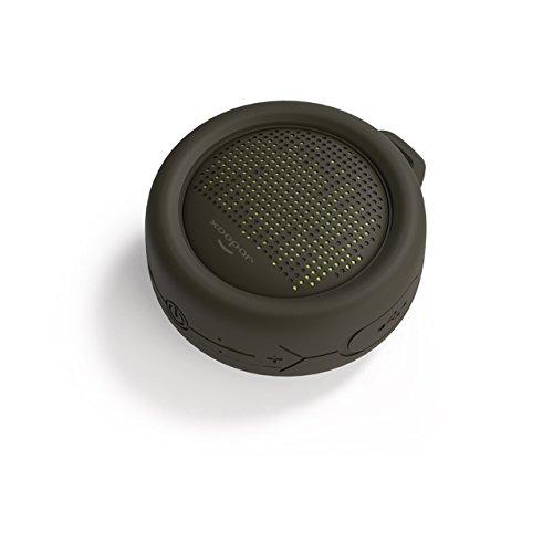 Splash Water Proof Wireless Speaker Black by Xoopar