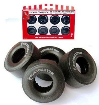 AMT Custom Competition Racemasters Slicks product image