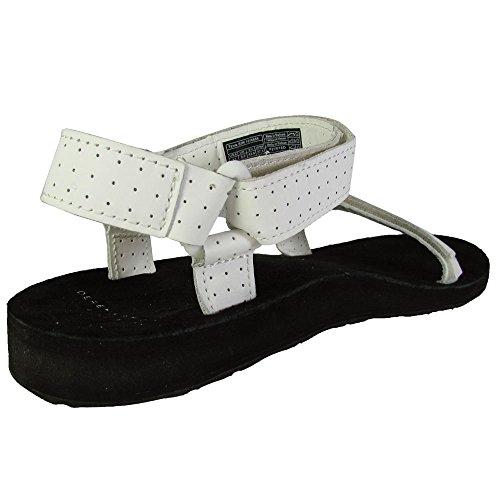 Teva Kvinna Ursprungliga Universell Derek Lam X Athleta Sandal Shoes Vita