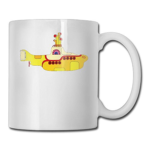The Beatles Yellow Submarine Fashion Coffee Cup Porcelain Mugs