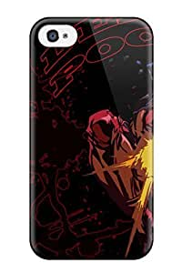 Andrew Cardin's Shop Best Premium Deadpool Back Cover Snap On Case For Iphone 4/4s 2976006K50794303