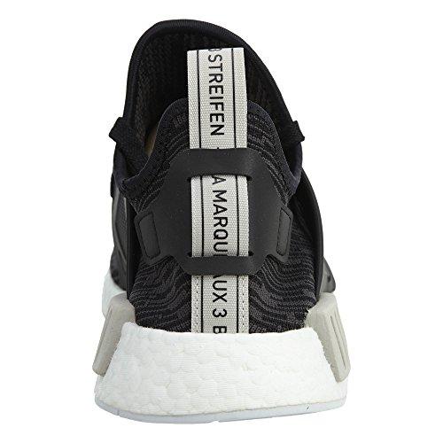 Adidas Herre Nmd_r1 Pk FitnessSko Kerne Sort, Nytteværdi Sort, Hvid