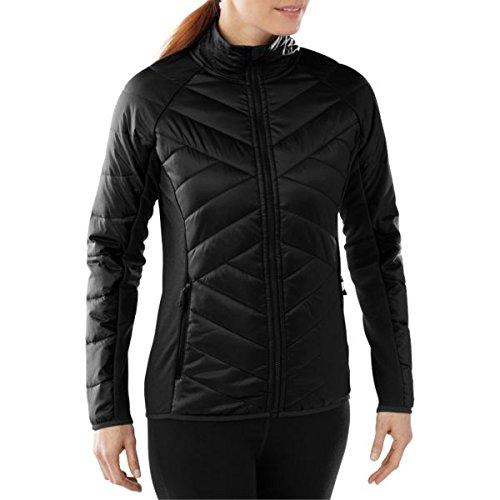 SmartWool Women's Double Corbet 120 Jacket Black Medium