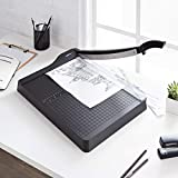 Amazon Basics Paper Trimmer - 15-Inch Blade, 10