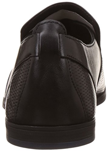 Uomo Scarpe basse BLACK LEATHER nero, (BLACK LEATHER) 261229157