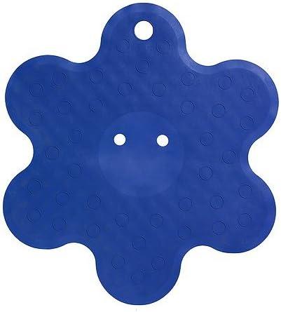 Ikea Patrull Tapis De Douche Fleur Bleu 53 Cm Amazon Fr Cuisine Maison