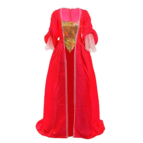 BLESSUME Women Rococo Marie Antoinette Dress Costume Masquerade Ball Gown