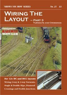 A5 Peco Shows You How Booklet Wiring The Layout Part 3 Turnouts