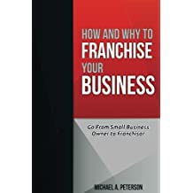 How and Why to Franchise Your Business
