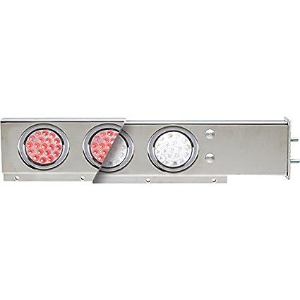 TRUX Accessories - Juego de 2 Barras de luz con LED de Doble ...