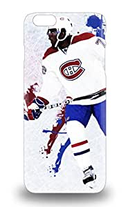 Premium Case With Scratch Resistant NHL Montreal Canadiens P.K. Subban #76 Case Cover For Iphone 6 Plus ( Custom Picture iPhone 6, iPhone 6 PLUS, iPhone 5, iPhone 5S, iPhone 5C, iPhone 4, iPhone 4S,Galaxy S6,Galaxy S5,Galaxy S4,Galaxy S3,Note 3,iPad Mini-Mini 2,iPad Air ) 3D PC Soft Case
