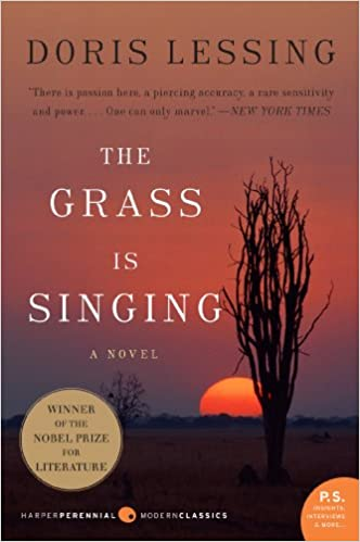 Link to the book The Grass is Singing by Doris Lessing - Zimbabwe books