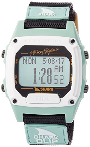Freestyle Shark Clip Tide Mint Unisex Watch - Watches Freestyle