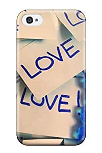 CharlesRaymondBaylor Fashion Protective Holiday Valentines Day Case Cover For Iphone 4/4s