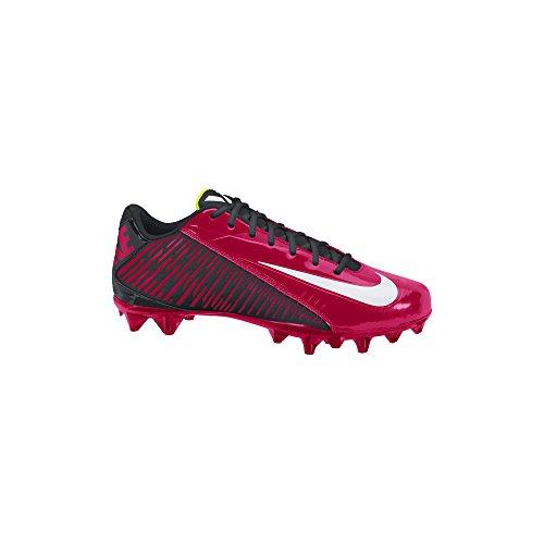 Nike Damp Kulstof Elite Td Herre Fodbold Klamper Spil Rød / Sort / Volt / Hvid ChIYCi1