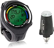 Mares Smart Air Dive Computer Wrist Watch with or Without LED Transmitter