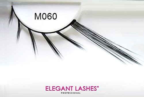Elegant Lashes M061 Mystic False Eyelashes | As Seen in The Hunger Games: Catching Fire on Johanna Mason!