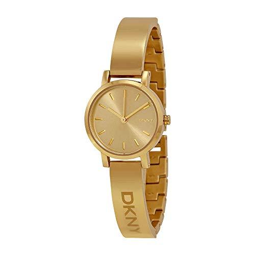 (DKNY Women's NY2307 SOHO Gold Watch)